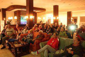 Vorträge über Humboldts Reiseweg zum Teide: im Hotel Marte