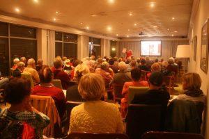 Vorträge über Humboldts Reiseweg zum Teide: im Hotel Tigaiga