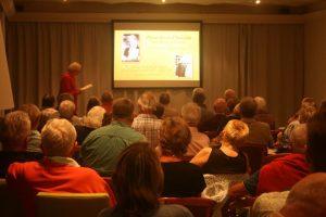 Vorträge über Humboldts Reiseweg zum Teide: Reinhold Mengel im Hotel Tigaiga