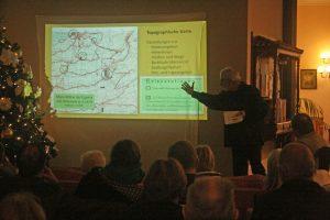 Vorträge über Humboldts Reiseweg zum Teide: Reinhold Mengel im Hotel Marte