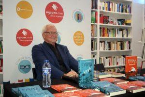 Armand Amapolas en la Librería Agapea, Orotava, Tenerife