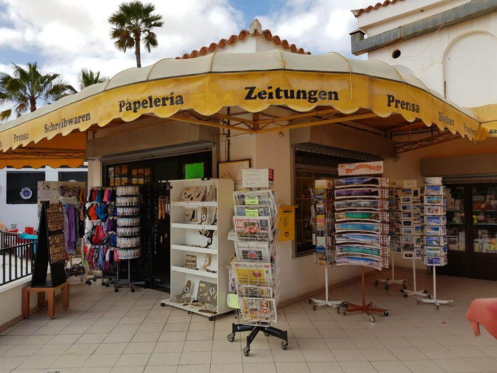 Librerías deutsche Buchhandlungen deutsche buchhandlung in fuerteventura, costa calma