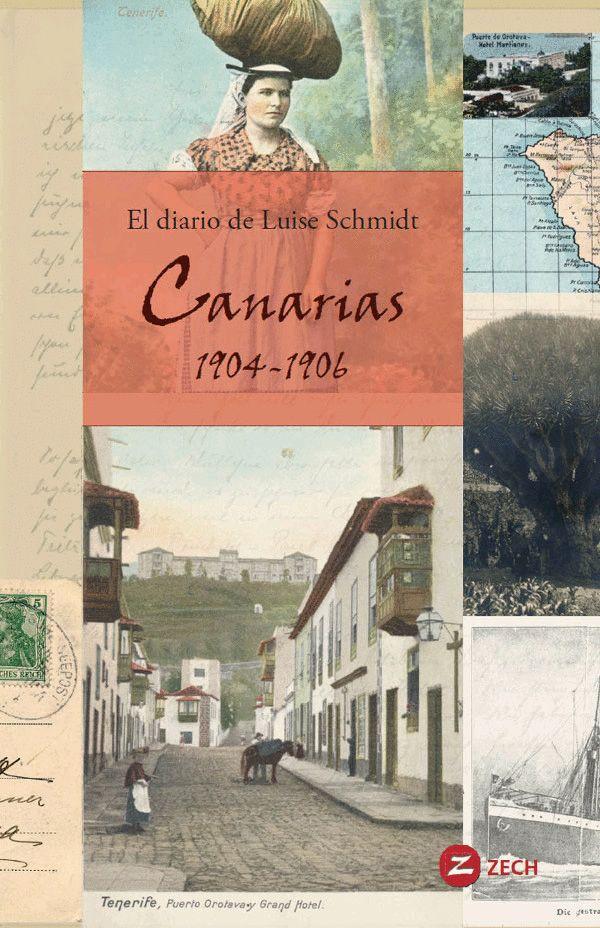 El diario de Luise Schmidt, Canarias 1904-1906