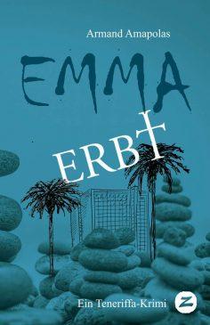 Emma erbt, Krimi, Buchcover