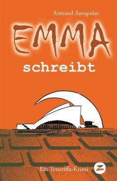 Emma schreibt, Buchcover