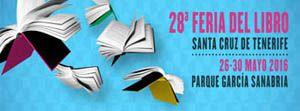 Ferias del Libro en Santa Cruz de Tenerife