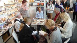 Buchpräsentation Zech Verlag auf der Frankfurter Buchmesse