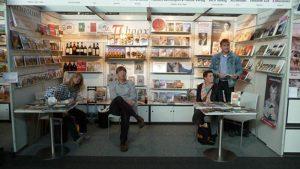 Zech Verlag mit Paulsen Buchimport auf der Frankfurter Buchmesse