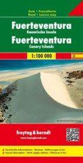 Fuerteventura mapa freytag