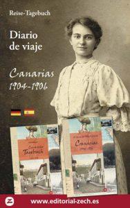 """Presentan el libro """"El diario de Luise Schmidt"""", de una joven institutriz en Canarias 1904-1906"""