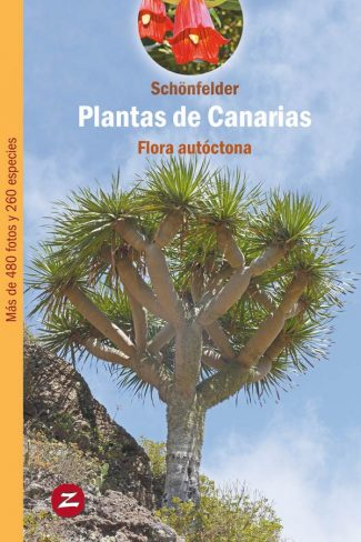 Libro sobre Plantas de Canarias, Flora autóctona, de Schönfelder