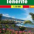 Tenerife mapa freytag