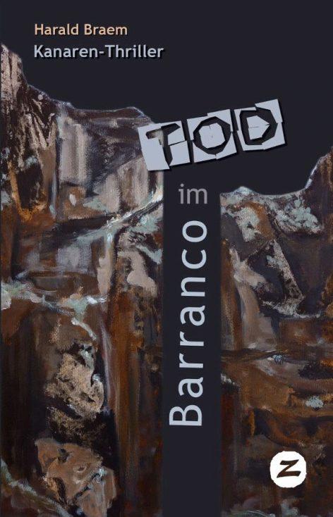 Tod im Barranco, Buch-Cover