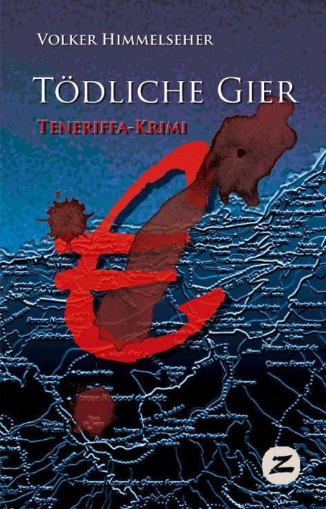 Tödliche Gier, Buch-Cover
